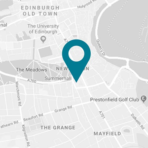Black-Axe-Throwing-Location-Map-Edinburgh